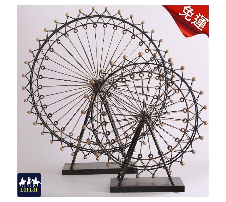 Classical Ferris Wheel Decorations