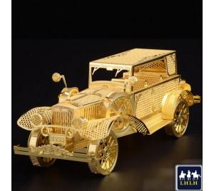 Classic Car 3D Metal Model