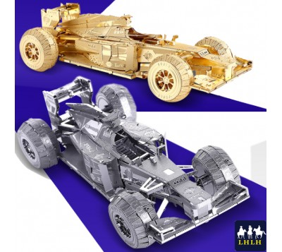 RACING CAR F1 3D Metal Model