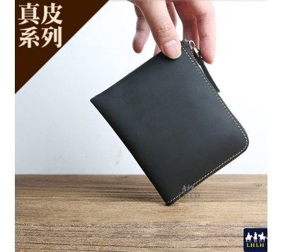 Genuine Leather Cow Leather Wallet