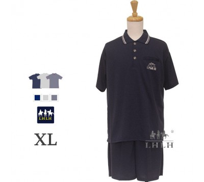 男居家服 POLO衫 XL