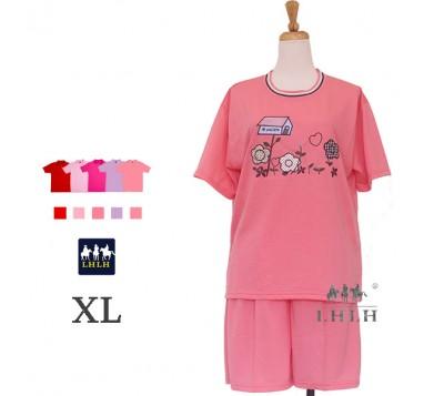 女運動服 休閒服 居家服 XL