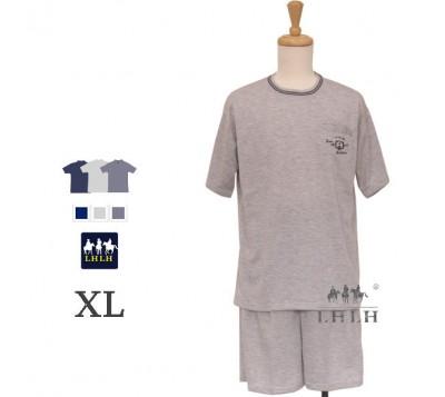 男运动套装 家居服 XL