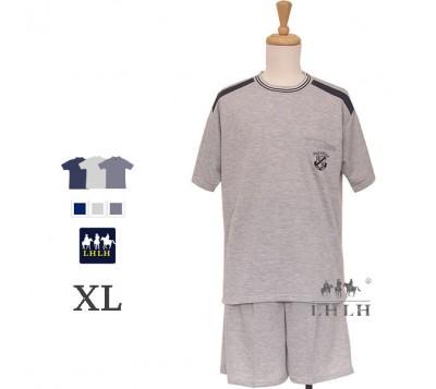 Men Leisure Wear Short-sleeved Shorts XL