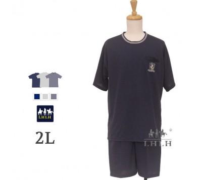 Men Leisure Wear Short-sleeved Shorts 2L