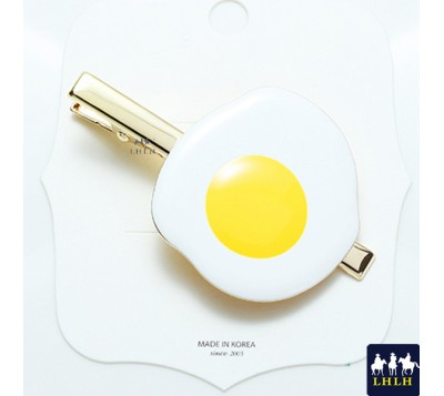 Poached Egg Hairpin Korea