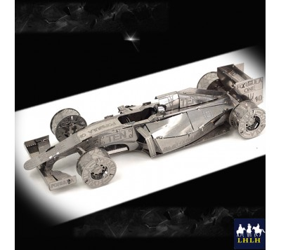 Ferrari Racing F1 3D Metal Model