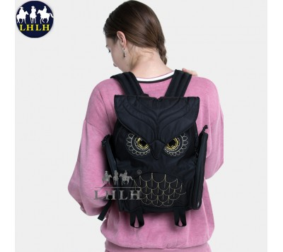 Owl Waterproof Backpack
