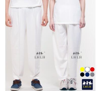 白色 純白色 褲子 運動褲 男生 女生