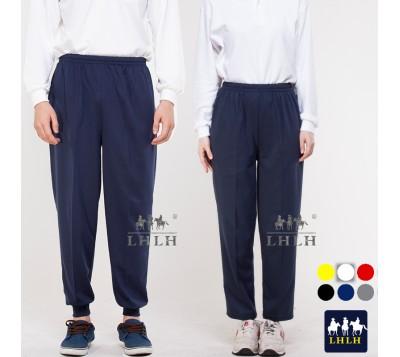 深藍色 長褲 褲子 運動褲 男生 女生 丈青色