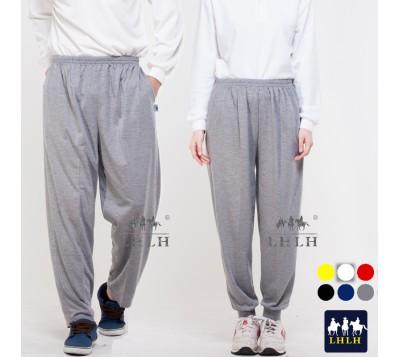 灰色 長褲 褲子 運動褲 寬鬆 女生 男生