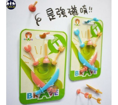 Five Magnets Brave Pal 【iThinking】