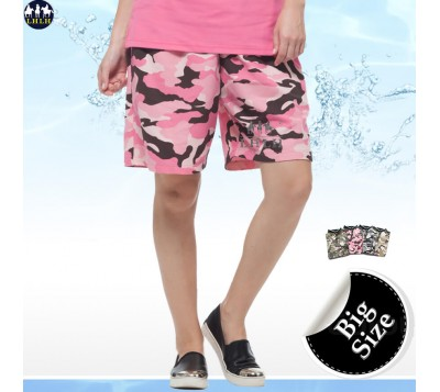 Women's Camouflage Shorts CoolTech
