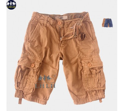 Men's Work Shorts With Multiple Pockets