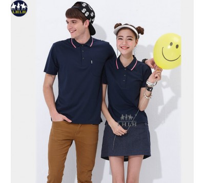 Quick Drying Short Sleeve Polo Sport Shirts