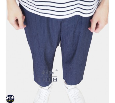 Wide Leg Mens Trousers Korean Pants