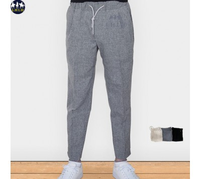 Ankle Length Suit Pants Korean Pants